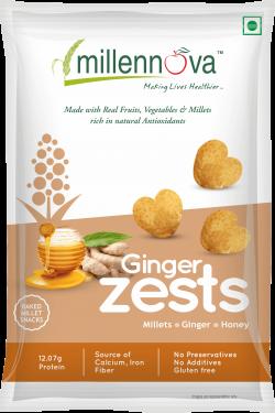 Ginger Zests - Tasty Snacks