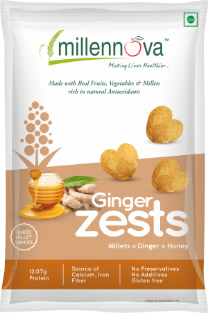 Ginger Zests - Tasty Snacks